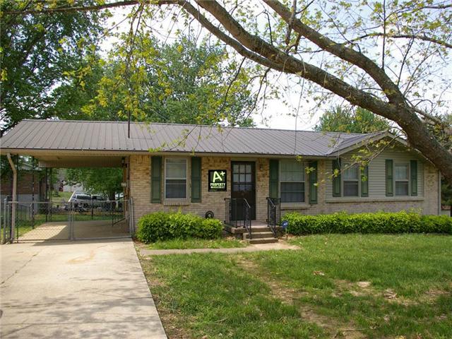 Rental Homes for Rent, ListingId:32521358, location: 2847 Thrush Drive Clarksville 37040