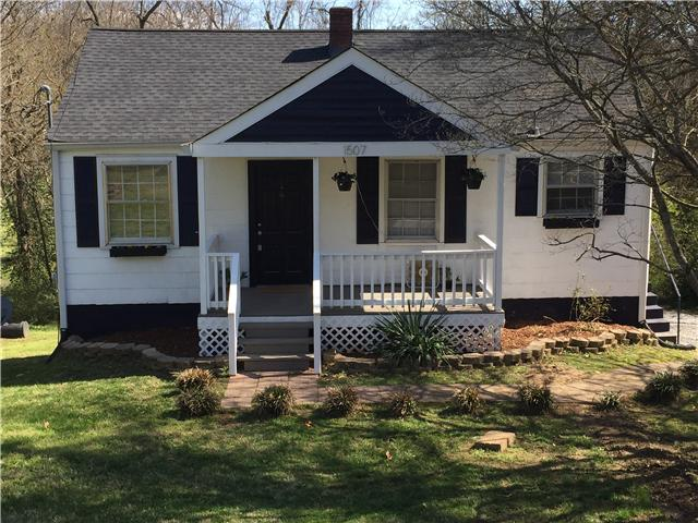 Rental Homes for Rent, ListingId:32539693, location: 1507 Golf Street Nashville 37216
