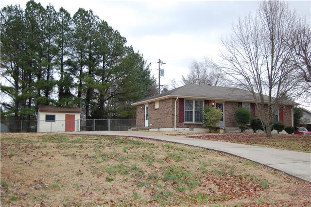 Rental Homes for Rent, ListingId:32560431, location: 3105 Spring Creek Ct Clarksville 37040