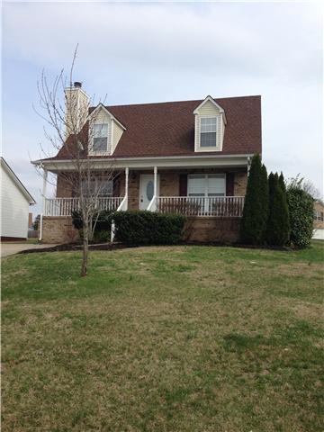 Rental Homes for Rent, ListingId:32560908, location: 2995 Pipkin Hills Dr. Spring Hill 37174