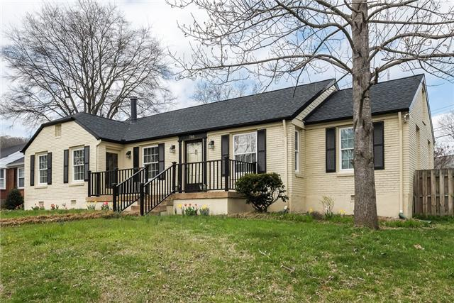 Rental Homes for Rent, ListingId:32560791, location: 705 Branch Creek Rd Nashville 37209