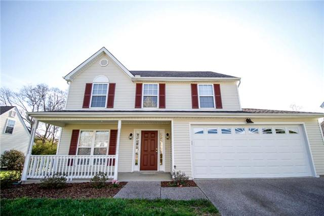 Rental Homes for Rent, ListingId:32607690, location: 1704 Carlyon Ct Spring Hill 37174