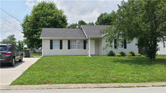 Rental Homes for Rent, ListingId:32608826, location: 212 New Gritton Oak Grove 42262