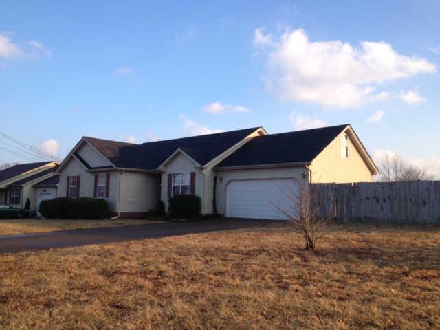 Rental Homes for Rent, ListingId:32608308, location: 169 Man O War Dr Oak Grove 42262
