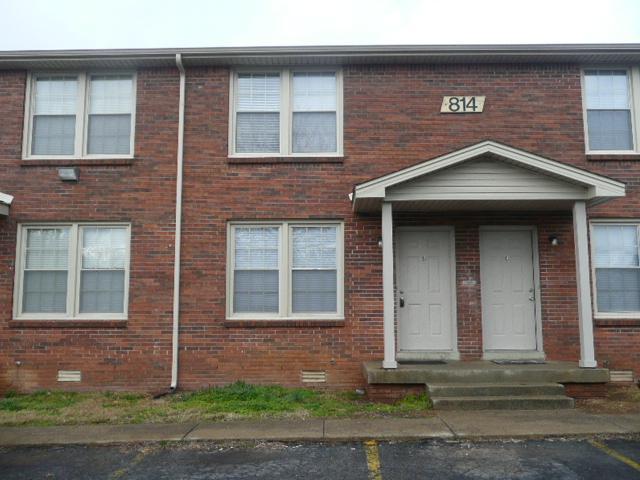 Rental Homes for Rent, ListingId:32646012, location: 814 Golfview unit D Clarksville 37043
