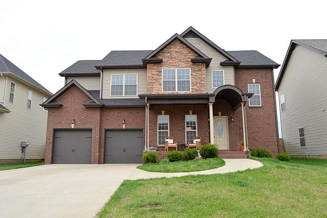 Rental Homes for Rent, ListingId:32675204, location: 1809 Apache Way Clarksville 37042