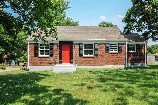 Rental Homes for Rent, ListingId:32674750, location: 1401 Harwood Drive Nashville 37206