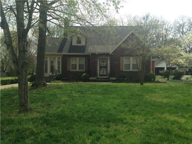 Rental Homes for Rent, ListingId:32674893, location: 1489 Woodmont blvd Nashville 37215