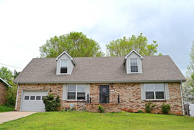 Rental Homes for Rent, ListingId:32718811, location: 805 Margret Drive Clarksville 37042