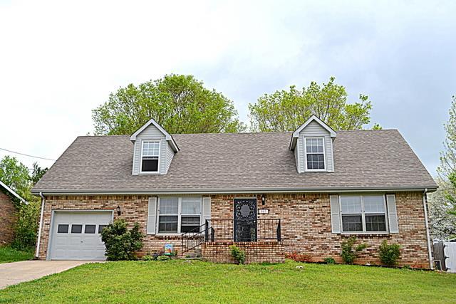 Rental Homes for Rent, ListingId:32718811, location: 805 Margret Drive Clarksville 37042