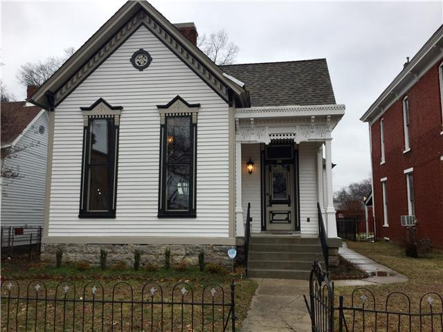 Rental Homes for Rent, ListingId:32718163, location: 1222 7th Ave N Nashville 37208