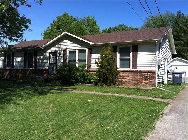 Rental Homes for Rent, ListingId:32757816, location: 405 Judy Lynn Clarksville 37042