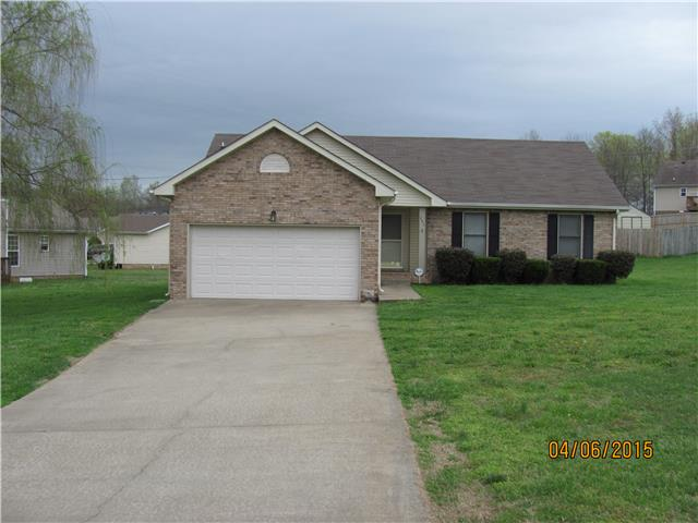Rental Homes for Rent, ListingId:32758016, location: 202 Tuscon Court Clarksville 37042