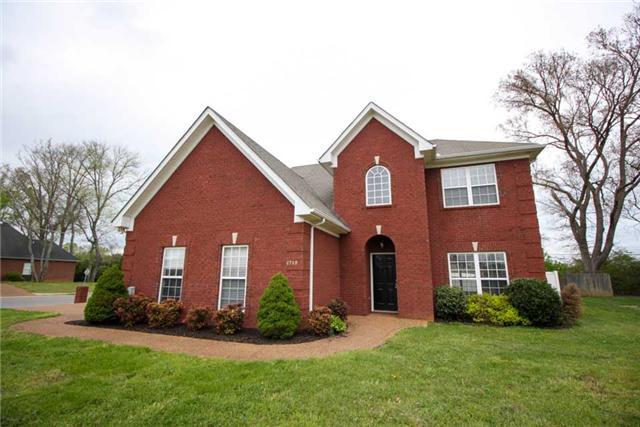 Rental Homes for Rent, ListingId:32800668, location: 4748 Forsman Ct Murfreesboro 37128