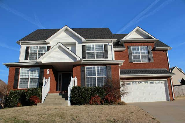 511 Winding Bluff Way, Clarksville, TN 37040
