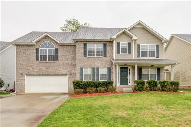 3209 Timberdale Dr, Clarksville, TN 37042