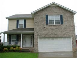 Rental Homes for Rent, ListingId:32859124, location: 1438 Addison Dr. Clarksville 37042