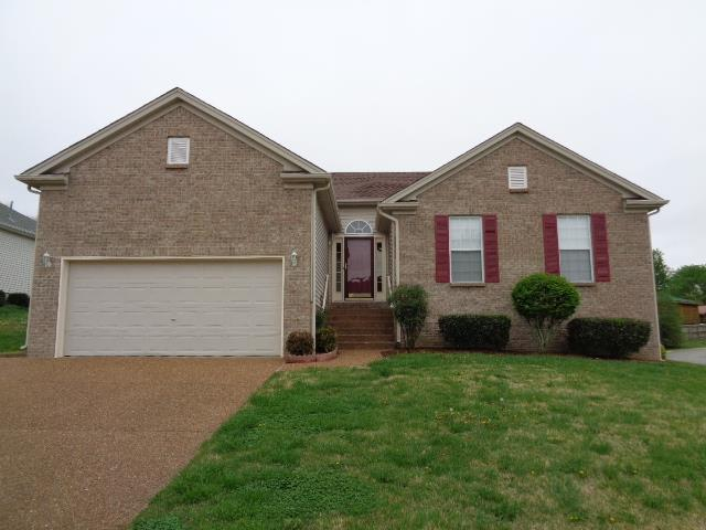Rental Homes for Rent, ListingId:32859283, location: 309 Hunters Path Ct Hermitage 37076