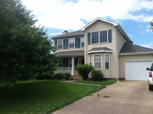 Rental Homes for Rent, ListingId:32859492, location: 3319 Mallard dr Clarksville 37043