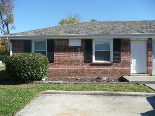 Rental Homes for Rent, ListingId:32916233, location: 811 Golfview Pl unit A Clarksville 37043