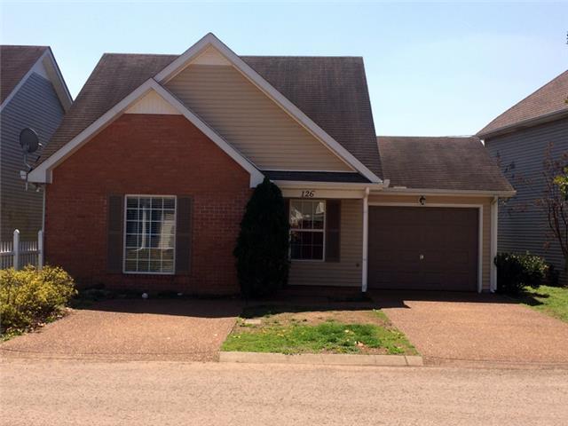 Rental Homes for Rent, ListingId:32883283, location: 126 Walton Village Drive Hendersonville 37075