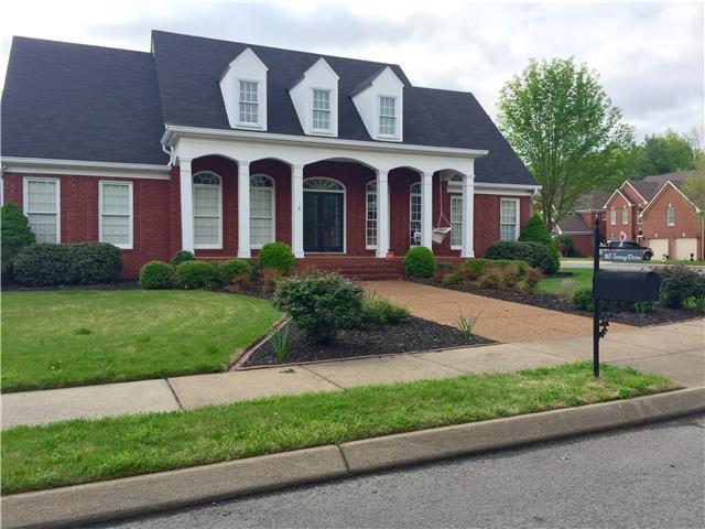 Rental Homes for Rent, ListingId:32900866, location: 165 Sontag Franklin 37064