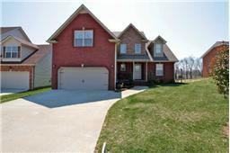 Rental Homes for Rent, ListingId:32916386, location: 1354 Bruceton Drive Clarksville 37042