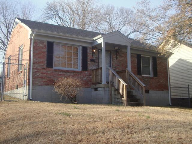 Rental Homes for Rent, ListingId:32916435, location: 620 South 12th St. Nashville 37206