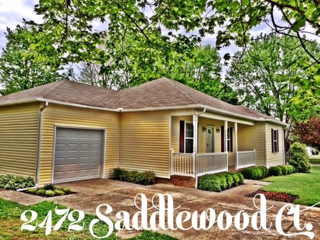 2472 Saddlewood Ct, Murfreesboro, TN 37128