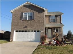Rental Homes for Rent, ListingId:32916366, location: 3397 Damion Drive Clarksville 37042