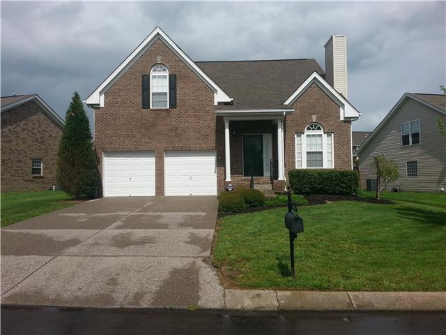 Rental Homes for Rent, ListingId:32959528, location: 1008 COUNTESS LANE Spring Hill 37174