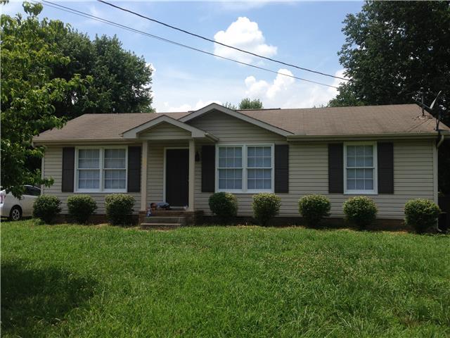 Rental Homes for Rent, ListingId:32982620, location: 544 Donna Dr Clarksville 37042