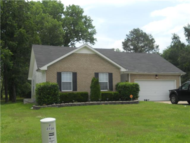 Rental Homes for Rent, ListingId:33004091, location: 2734 N Whitfield Clarksville 37040