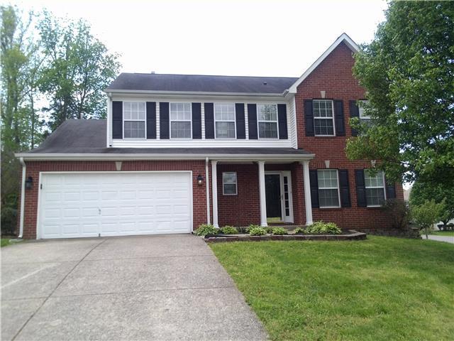 Rental Homes for Rent, ListingId:33004228, location: 2113 Ponty Pool Drive Mt Juliet 37122