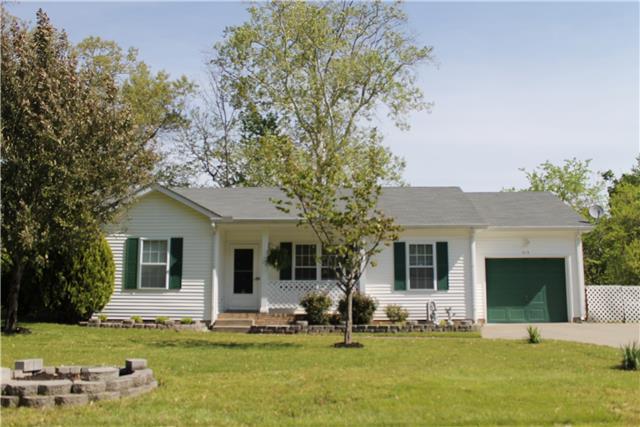 413 Carter Rd, Clarksville, TN 37042