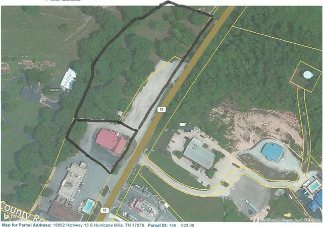 Real Estate for Sale, ListingId: 33015889, Hurricane Mills,TN37078