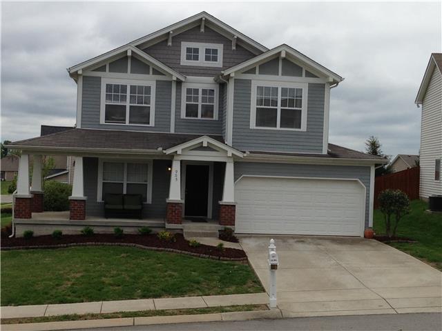 Rental Homes for Rent, ListingId:33037490, location: 905 ARBOR SPRINGS DRIVE Mt Juliet 37122