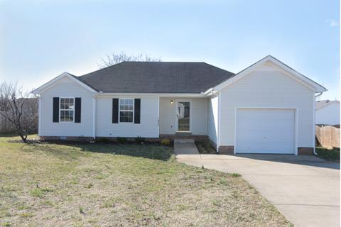 Rental Homes for Rent, ListingId:33080511, location: 1972 Bishop Ave Murfreesboro 37127
