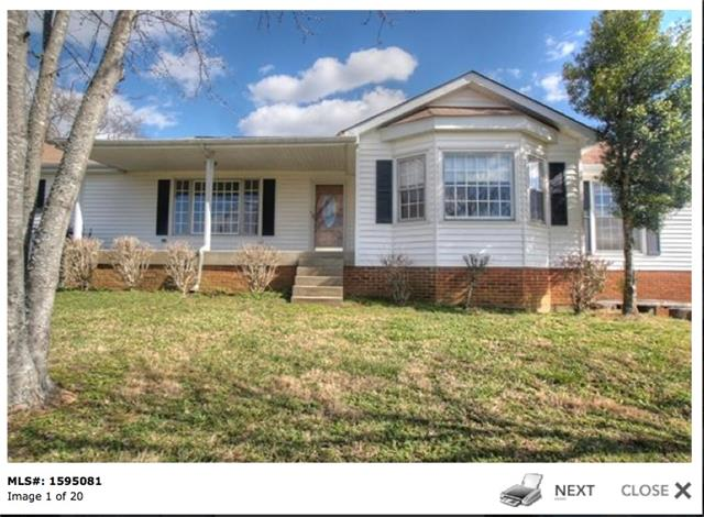 Rental Homes for Rent, ListingId:33080577, location: 2090 Carters Creek Franklin 37064
