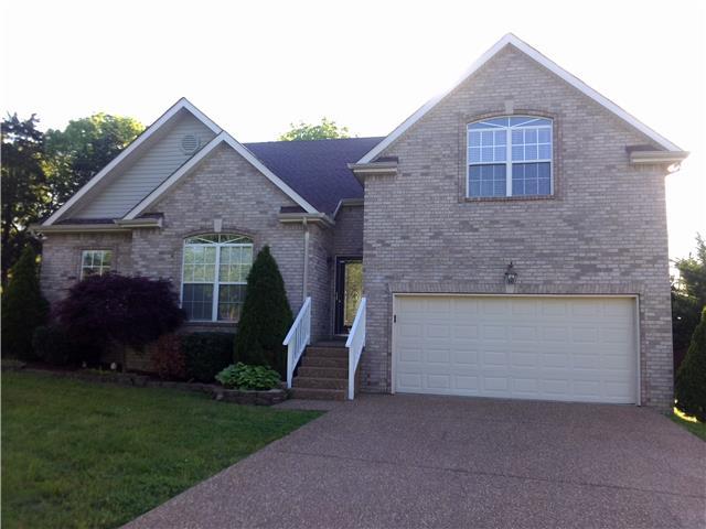 Rental Homes for Rent, ListingId:33103949, location: 1523 Cardinal Lane Mt Juliet 37122
