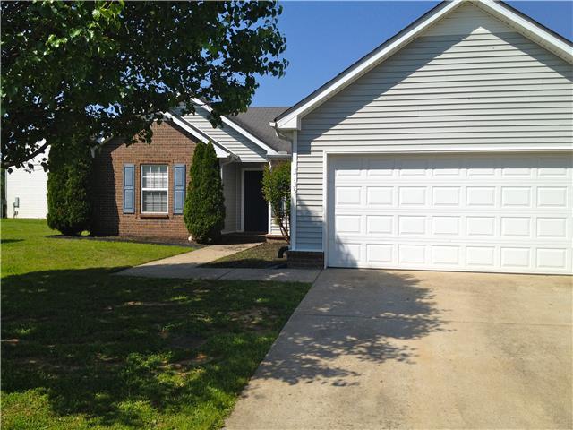 Rental Homes for Rent, ListingId:33104055, location: 3135 Donard Ct Murfreesboro 37128