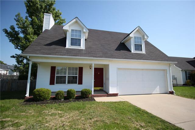 Rental Homes for Rent, ListingId:33104048, location: 3214 Grantown Dr Murfreesboro 37128
