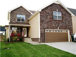 Rental Homes for Rent, ListingId:33129676, location: 3316 Melissa Lane Clarksville 37042