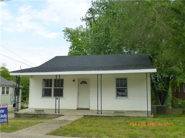 Rental Homes for Rent, ListingId:33142430, location: 317 Walker St Clarksville 37042