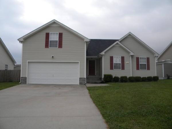 Rental Homes for Rent, ListingId:33166323, location: 265 Senator Dr. Clarksville 37042