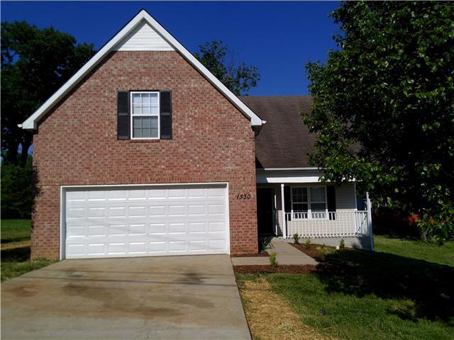 Rental Homes for Rent, ListingId:33187274, location: 1530 Waxman Drive La Vergne 37086