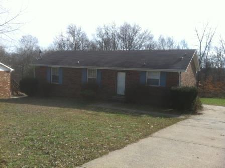 Rental Homes for Rent, ListingId:33187736, location: 720 Overton Dr Clarksville 37042