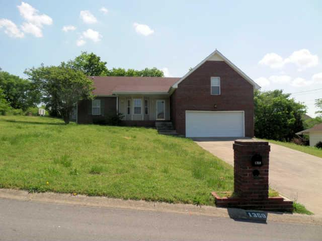 Rental Homes for Rent, ListingId:33208747, location: 1359 AMBLESIDE DRIVE Clarksville 37040