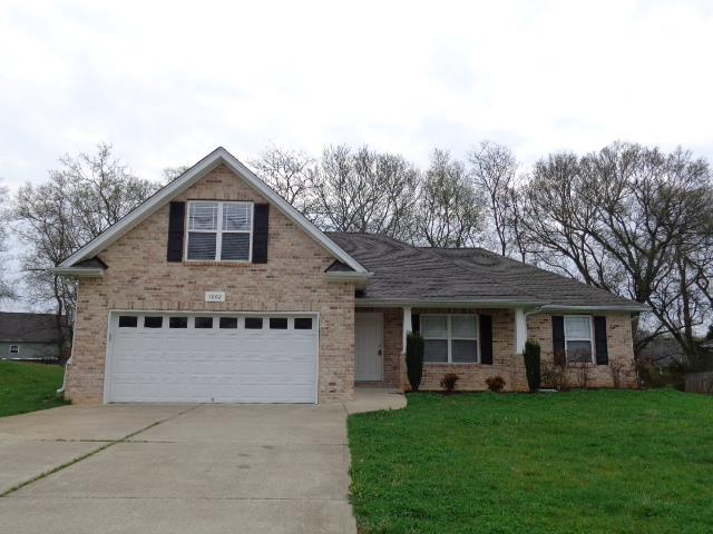 Rental Homes for Rent, ListingId:33208111, location: 5002 Morning Dove Spring Hill 37174