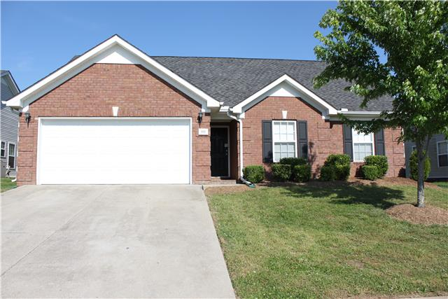Rental Homes for Rent, ListingId:33225704, location: 1010 Chapmans Crossing Dr Spring Hill 37174